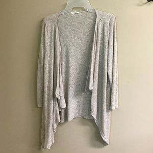 Maurices Asymmetrical Cardigan
